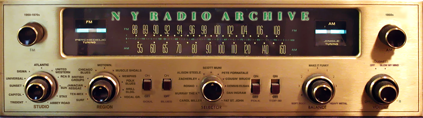 The NY Radio Archive